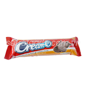 BÁNH QUY CREAM-O BROWN CHOCOLATE 85G
